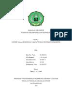 Makalah Konsep Dasar Bimbingan Kelompok Dan Konseling Kelompok BK-B 010 STain Mahmud Yunus Batsa