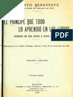elprncipequetodo00bena