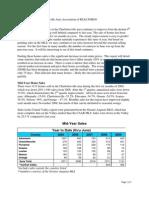 Charlottesville Area Association of Realtors Market Report - First Half 2009