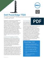 t320 Spec Sheet