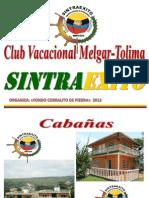 Presentacion Club Sintraexito 2013-Organiza Corralito de Pridra