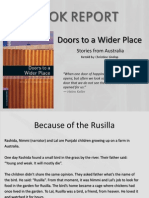 Doors to a Wider Place