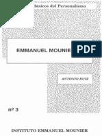 Filosofia de Emmanuel Mounier2