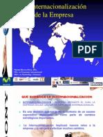 La Internacionalizacion de La Empresa Ucc2011