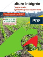 Guide Pratique Agriculture Integree 2013