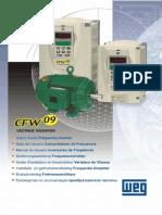 Inversor de Frequencia WEG CFW09