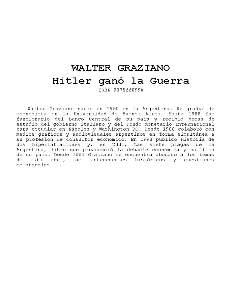 Hitler Hitler Gano Hitler La Hitler La La La Guerra Gano Guerra Guerra Gano Gano 4Aq3j5RL