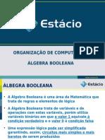 Aula 5 - Algebra Booleana