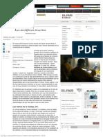 Las metáforas muertas _ Edición impresa _ EL PAÍS