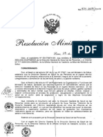 RM724-2009_Atencion Pacientes Gestantes Con IRA Por Influenza