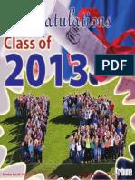 Grad Guide 2013
