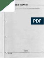 Manual Usuario Equipo de Quimica RA50