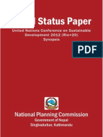 Nepal Status Paper Final Feb2012 Smallest