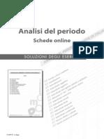 Analisi Del Periodo_SOLUZIONI DEGLI ESERCIZI_schedeonline