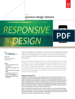 Responsive Design Case Study