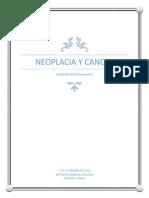 Neoplacia y Cancer