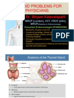 Thyroid by Dr. shyam kalavalapalli, endocrinologist, hyderabad