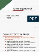 Complexitatea algoritmilor