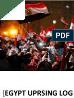Log of Egypt Uprising 2013