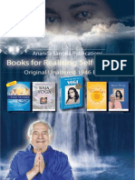 Ananda Sangha Publications Catalog 2012-2013