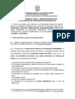 Edital Interno 26-2013