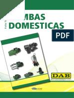 bombas para diseño ( centrifugas )