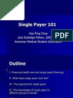 Single Payer Explained
