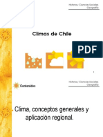 Climas Chile.....