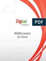 Wimax Cpe Wifi Modem g Ix 280p Manual