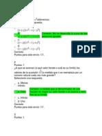 Evaluaciones Recopiladas Calculo Diferencial