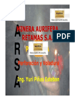 Perforación y Voladura - 2010