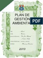 Plan de Gestion Ambiental Word