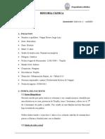Historia Clinica Modelito