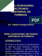 Perfil Tecnica en Farmacia