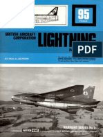 (Warpaint Series No.2) British Aircraft Corporation Lightning Marks 1 - 6