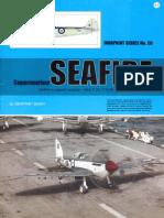 (Warpaint Series No.20) Supermarine Seafire Griffon-Engined Variants - Mks. F.XV, F.XVII, F.45, F.46, and FR.47