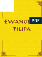 Ewangelia Filipa (Polish edition)