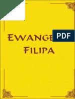 Ewangelia Filipa (Polish edition)