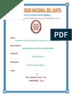 Requisitos Para Factibilidad de Proyectos de Agua y Alcantarillado