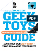 Geek Toys Guide