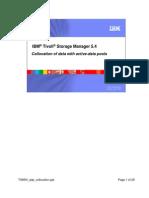 TSM(5.4) Active Data Pool-Collocation