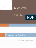 Salud Mental & Familia