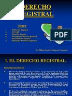 PROCEDIMIENTOS REGISTRALES