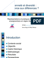 3. Indifference Aux Differences 0