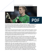 Why Joe Hart Deserves to Be Dropped for Manchester City and England