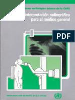 Manual de interpretación radiográfica para el medico general