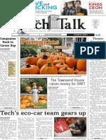 The Tech Talk 10.03.13