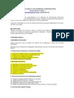 Programa de Finanzas Corporativas