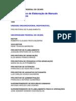Manual Técnico de Elaboração de Manuais Administrativos