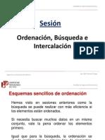 SesiÃ_n Ordenamiento-Intercalacion PC3